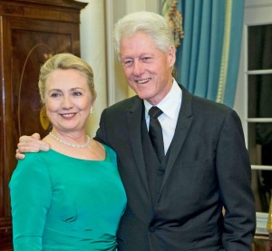 BILL AND HILLARY 3